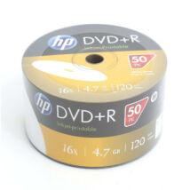 HP DVD+R 16X FULL NYOMTATHATÓ SHRINK (50)