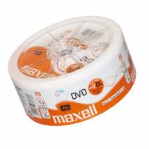 MAXELL DVD+R 8X DL NYOMTATHATÓ SHRINK (25)