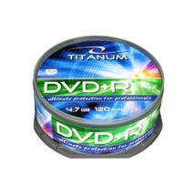 TITANUM DVD+R 16X CAKE (25)