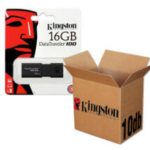 KINGSTON USB 3.0 DATATRAVELER 100 G3 16GB - 10 DB-OS CSOMAG