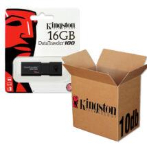KINGSTON USB 3.0 DATATRAVELER 100 G3 16GB - 10 DB-OS CSOMAG