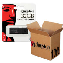 KINGSTON USB 3.0 DATATRAVELER 100 G3 32GB - 10 DB-OS CSOMAG