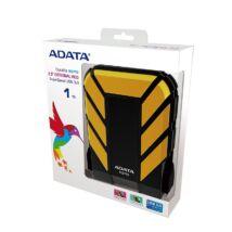 ADATA USB 3.0 HDD 2,5 HD710 1TB SÁRGA