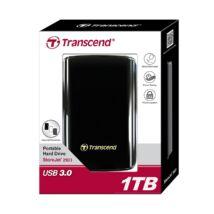 TRANSCEND STOREJET 25D3 2,5 COL USB 3.0 KÜLSŐ MEREVLEMEZ 1TB