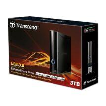TRANSCEND STOREJET 35T3 3,5 COL USB 3.0 KÜLSŐ MEREVLEMEZ 3TB
