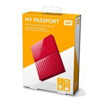 WESTERN DIGITAL MY PASSPORT USB 3.0 HDD 2,5 PIROS 1TB