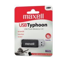 MAXELL USB 2.0 PENDRIVE TYPHOON 16GB