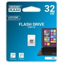 GOODRAM UPI2 PICCOLO USB 2.0 PENDRIVE 32GB FEHÉR