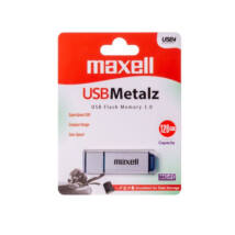 MAXELL USB 3.0 PENDRIVE METALZ 128GB