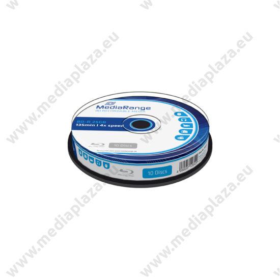 MEDIARANGE BD-R 25GB 4X CAKE (10) MR495