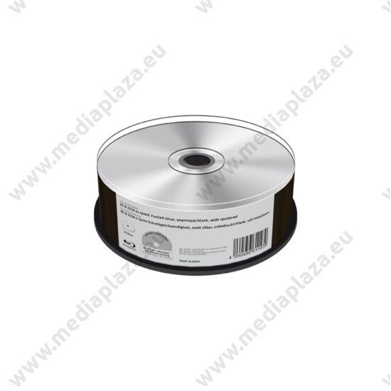 MEDIARANGE BD-R 25GB 4X SZITÁZHATÓ CAKE (25) MR502