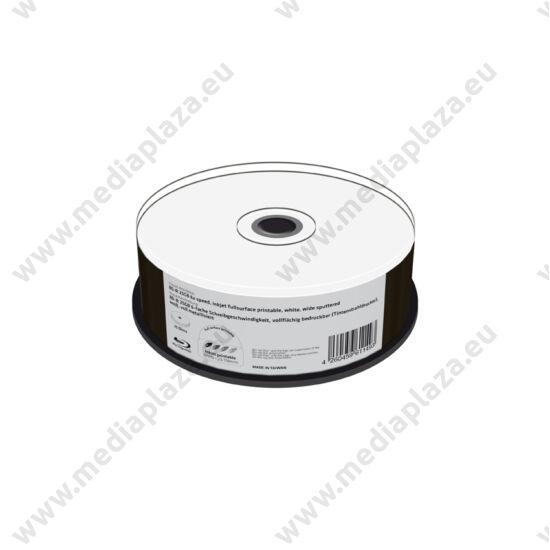 MEDIARANGE BD-R 25GB 6X NYOMTATHATÓ CAKE (25) MR512