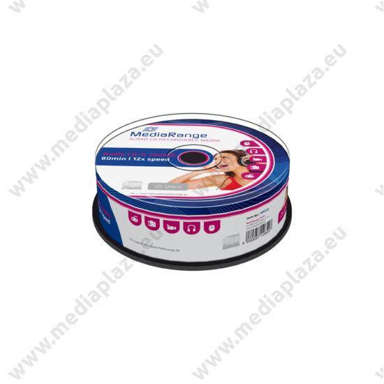 MEDIARANGE CD-R 52X AUDIO CAKE (25) MR223