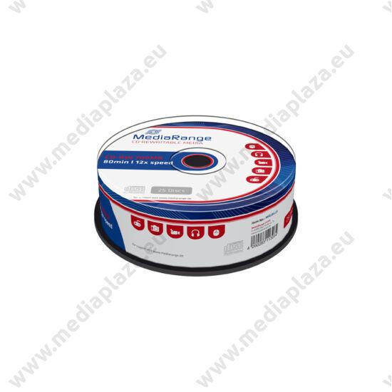 MEDIARANGE CD-RW 12X CAKE (25) MR235-25