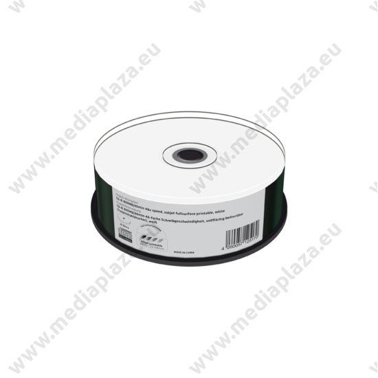 MEDIARANGE CD-R 48X 800MB 90MIN FULL NYOMTATHATÓ CAKE (25) MR242