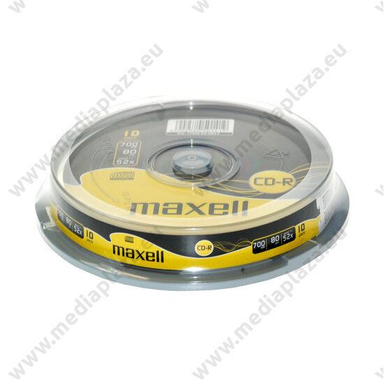 MAXELL CD-R 52X CAKE (10)