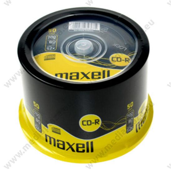 MAXELL CD-R 52X CAKE (50)