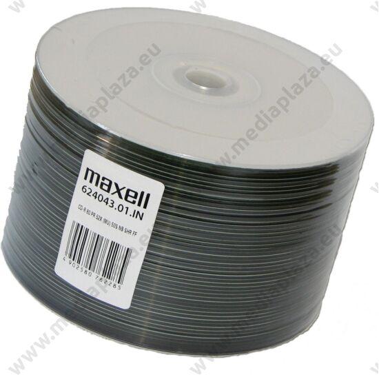MAXELL CD-R 52X FULL NYOMTATHATÓ SHRINK (50)