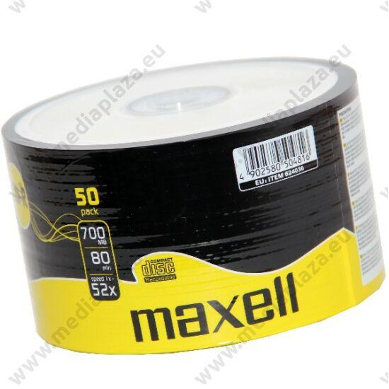 MAXELL CD-R 52X SHRINK (50)