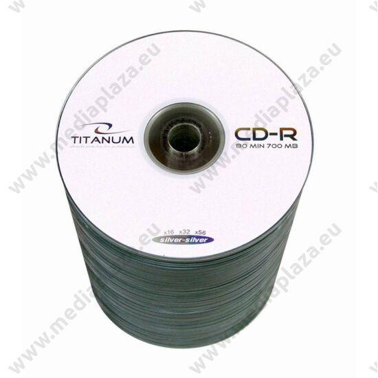 TITANUM CD-R 52X SHRINK (100)