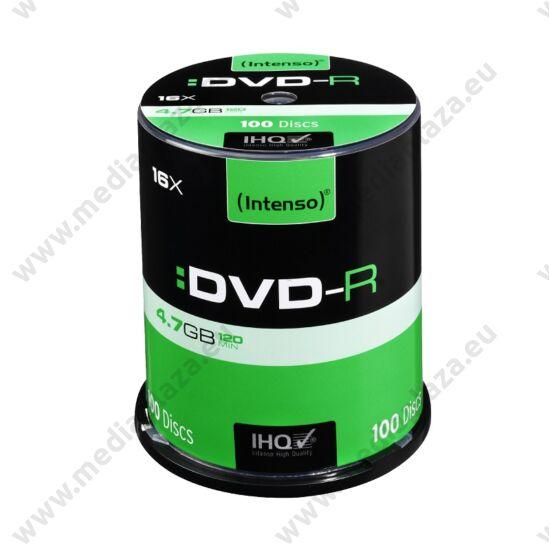 INTENSO DVD-R 16X CAKE (100)