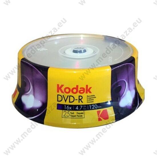 KODAK DVD-R 16X CAKE (25)