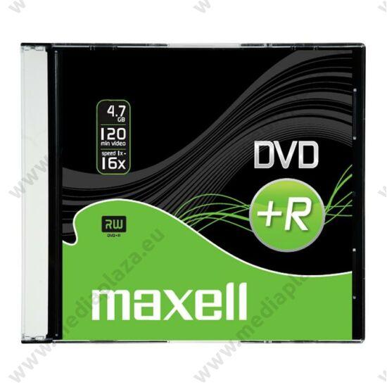 MAXELL DVD+R 16X SLIM TOKBAN (10)