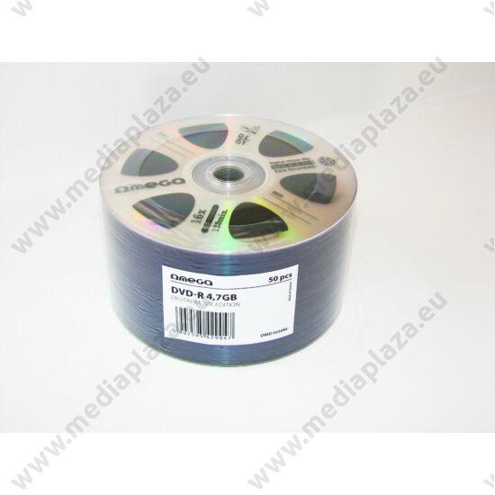 OMEGA DVD-R 16X DIGITAL MOVIE EDITION SHRINK (50) 42904
