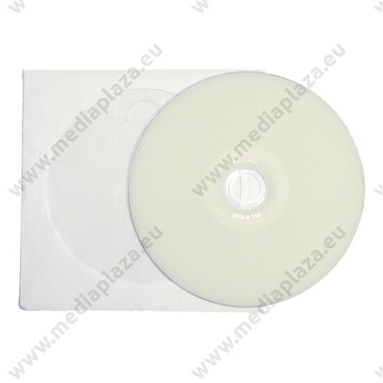 VERBATIM DVD-R 16X FULL NYOMTATHATÓ ID BRANDED PAPÍRTOKBAN (10)