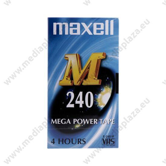 MAXELL VHS M-240