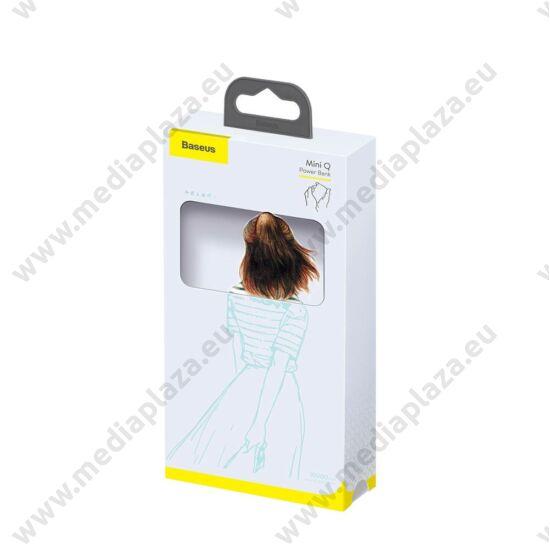 BASEUS PPM25-VH02 POWERBANK MINI Q 10.000 mAh FOR GIRL WHITE