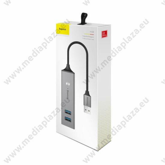 BASEUS CAHUB-C0G CUBE USB 3.0 HUB 5 PORT