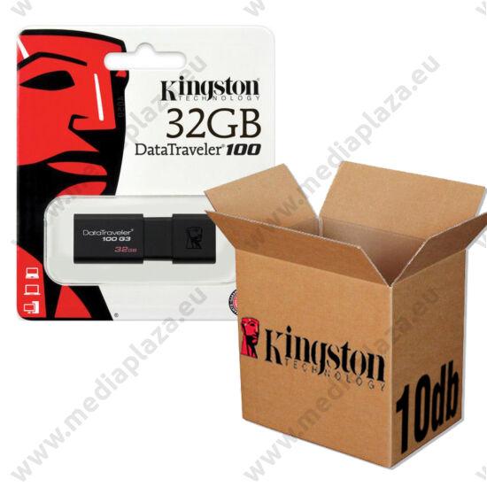 KINGSTON USB 3.0 DATATRAVELER 100 G3 32GB - 10 DB-OS CSOMAG