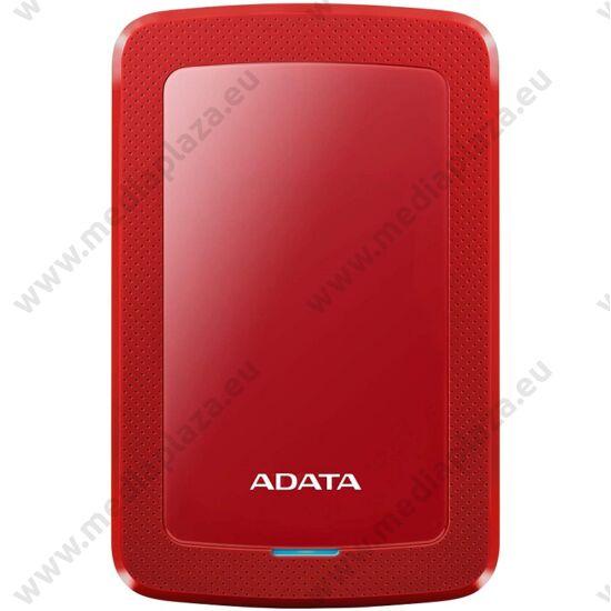 ADATA HV300 2,5 COL USB 3.1 KÜLSŐ MEREVLEMEZ 2TB PIROS