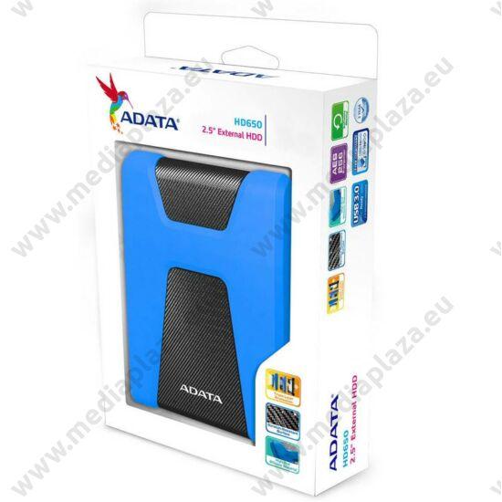 ADATA USB 3.0 HDD 2,5 HD650 1TB KÉK