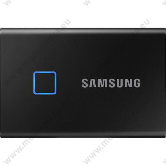 SAMSUNG T7 TOUCH USB 3.2 KÜLSŐ SSD MEGHAJTÓ 1TB FEKETE