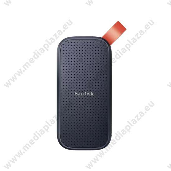 SANDISK PORTABLE USB-C 3.2 GEN 2 KÜLSŐ SSD MEGHAJTÓ 1TB FEKETE