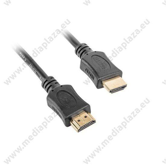 GEMBIRD HDMI-HDMI KÁBEL 1.4 ARANYOZOTT 1m