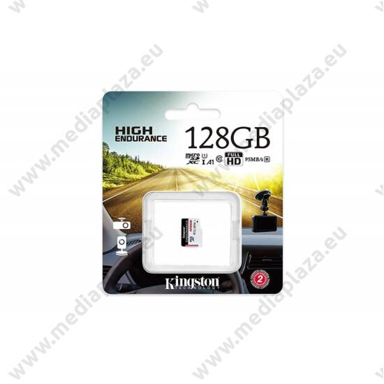 KINGSTON HIGH ENDURANCE MICRO SDXC 128GB CLASS 10 UHS-I U1 A1 95/45 MB/s