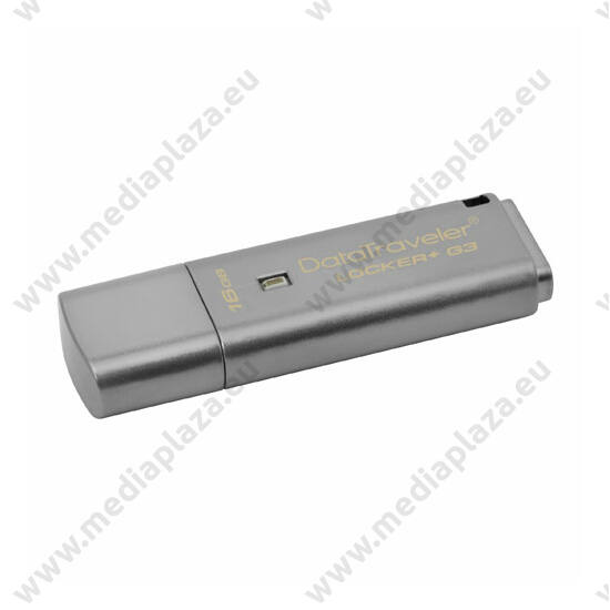 KINGSTON USB 3.0 DATATRAVELER LOCKER+ G3 16GB