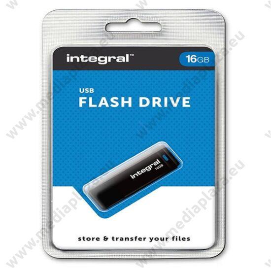INTEGRAL USB 2.0 PENDRIVE 16GB FEKETE