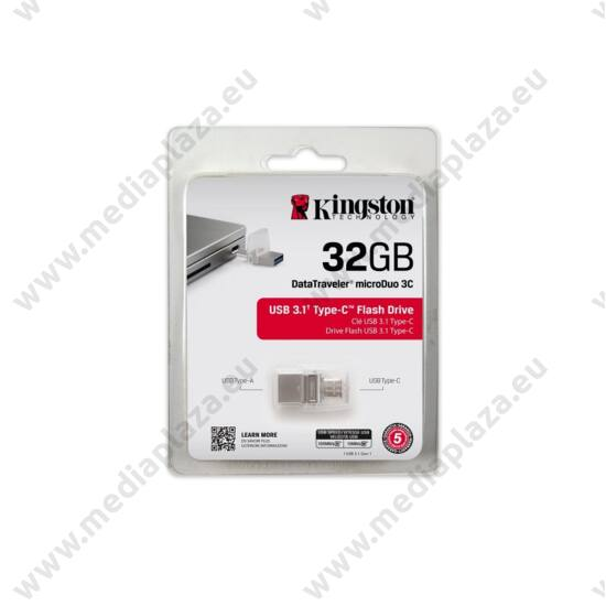 KINGSTON USB 3.1 DATATRAVELER MICRODUO 3C 32GB
