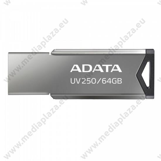ADATA UV250 USB 2.0 PENDRIVE 64GB EZÜST