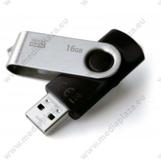 GOODRAM UTS2 USB 2.0 PENDRIVE 16GB FEKETE
