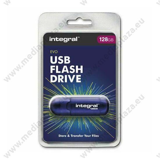 INTEGRAL USB 2.0 PENDRIVE EVO 128GB KÉK