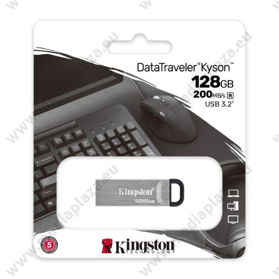 KINGSTON DATATRAVELER KYSON USB 3.2 GEN 1 PENDRIVE 128GB