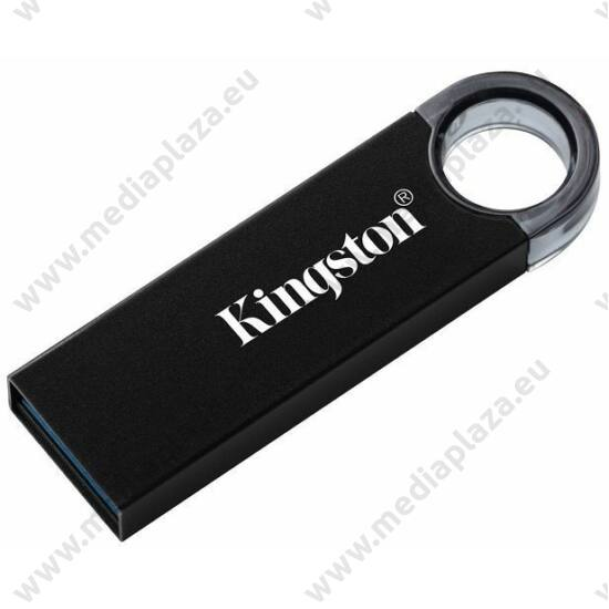 KINGSTON USB 3.0 DATATRAVELER MINI9 64GB 180/60 MB/s FEKETE