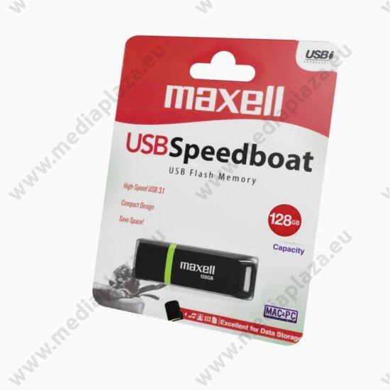 MAXELL USB 3.1 PENDRIVE SPEEDBOAT 128GB