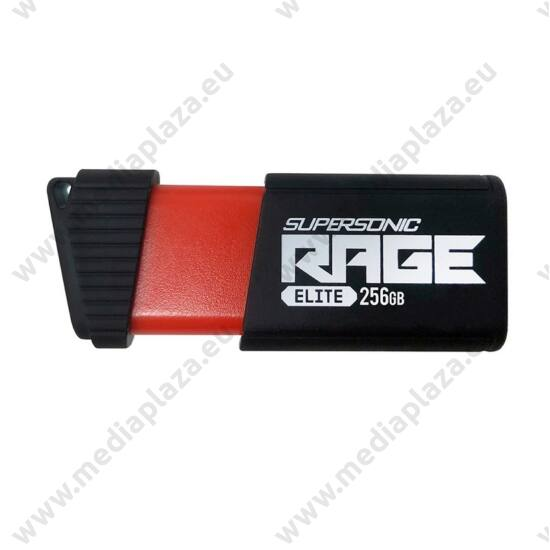 PATRIOT SUPERSONIC RAGE ELITE USB 3.2 GEN 1 PENDRIVE 256GB (400/200 MB/s)