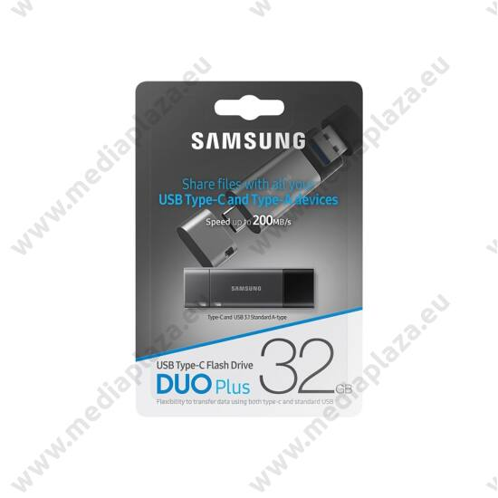 SAMSUNG DUO PLUS USB TYPE-C/USB 3.1 PENDRIVE 32GB
